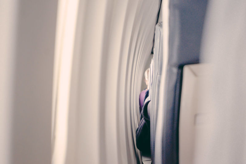 Airplane Close-up Curtain Day File Focus On Foreground Hanging In A Row Indoors  Metal No People Safety Security Selective Focus Still Life Technology Textile Wall - Building Feature White Color Window
