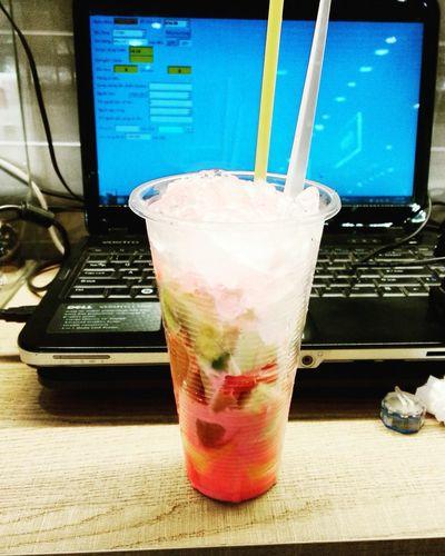 Yogurt Fruits Relaxing