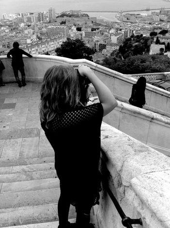 Taking Photos Enjoying Life Marseille City