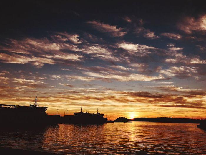 Good bye Sunset