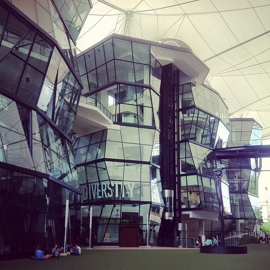 Art and design school