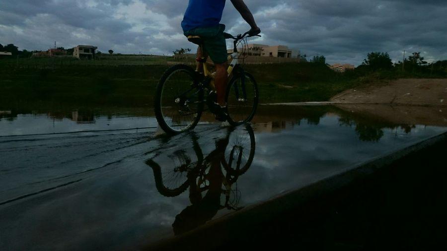Bike Fimdesemana Relax Pazdeespirito Semfiltro XperiaZ1 Panturilhasegundocoraçao
