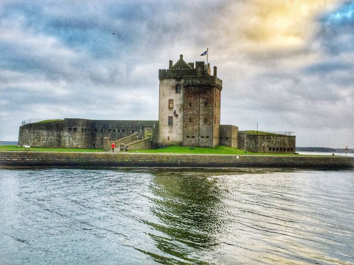 Broughty Castle Architecture Castle Scotland Dundee