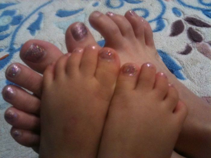 Adult Barefoot Close-up Day High Angle View Human Body Part Human Foot Human Leg Indoors  Lifestyles Low Section Nail Polish One Person Pedicure People Real People Relaxation Toe Toenail Women