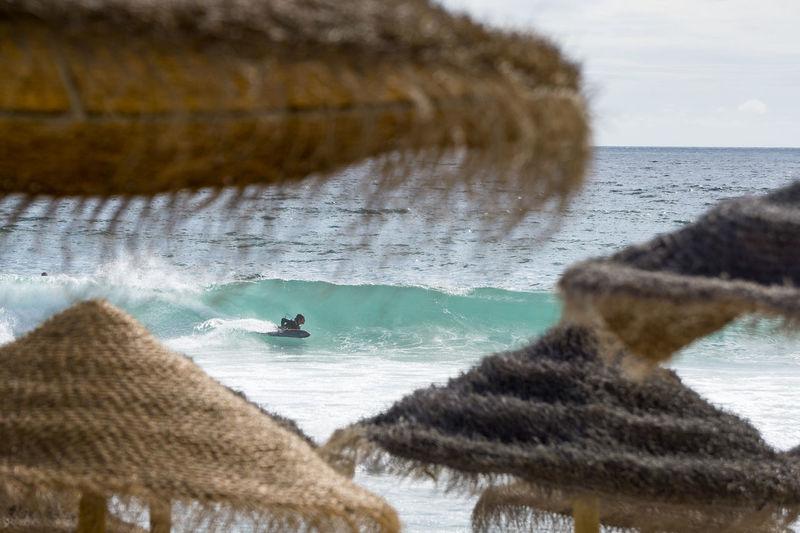 Bodyboard Ocean