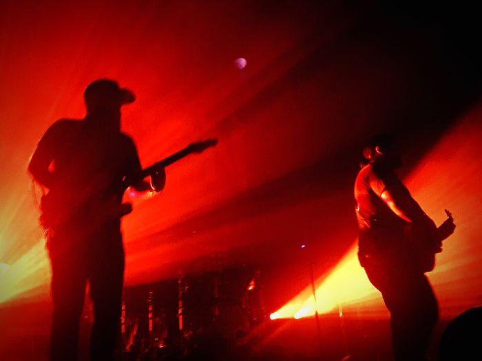 Iration Music Stage Stage Light Concert Red Reggae Reggae Rock Sunshine Reggae Silhouette