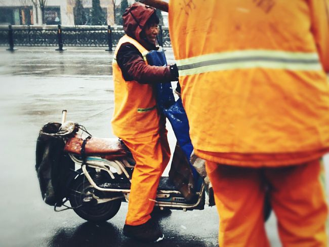 The Human Condition Dustman