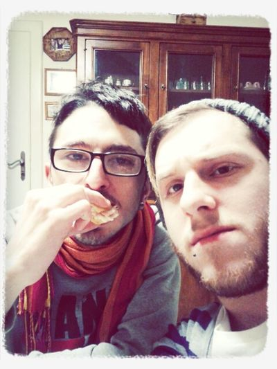 #photo #panino #occhiali #nonna #barba