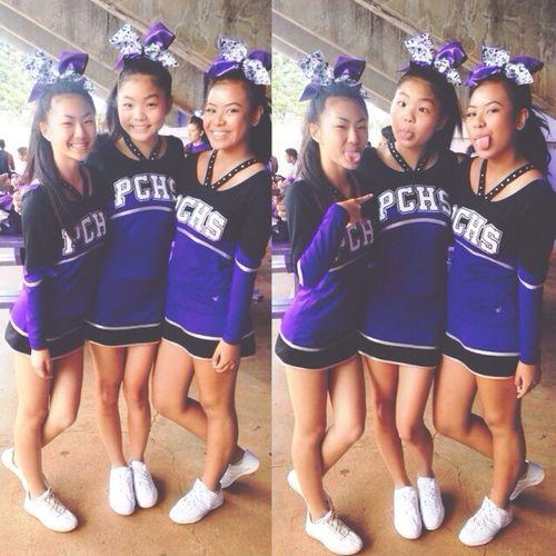 Pchs cheer Cheer PCHS