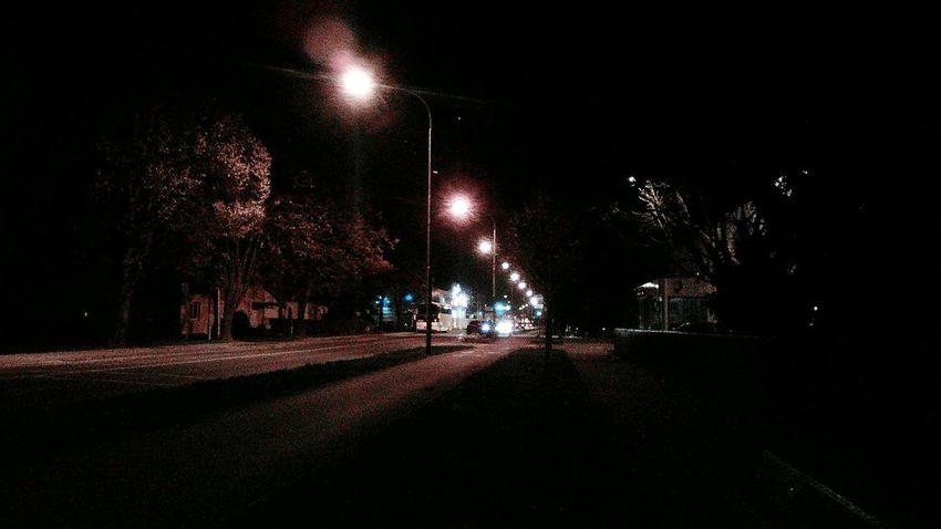 Night No People Star - Space Osijek, Croatia Streetphotography Street