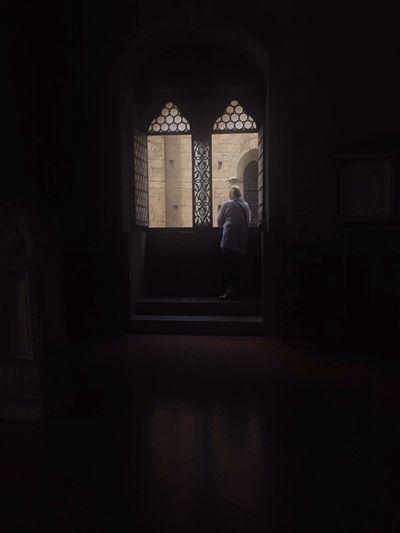 Sound of silence. Architecture Bâtiment  Arch Jour Dark
