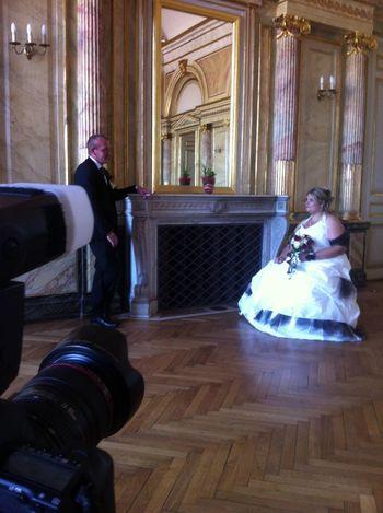 shooting de mariage