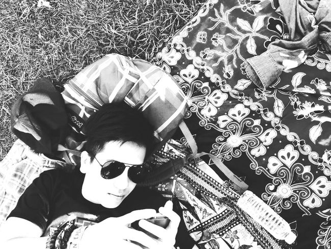 Chillin in wanderland 🍂🍃⛅️ Check This Out Taking Photos Enjoying Life Blackandwhite Philippines Wanderlandmusicfest