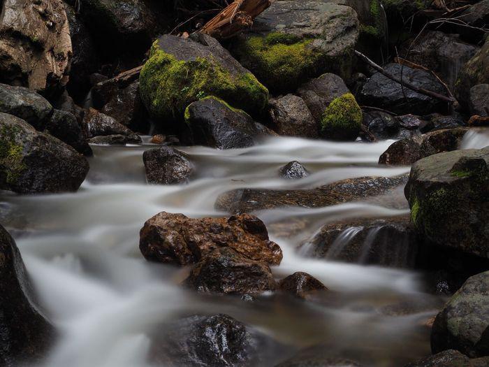 Fluss Fluss Langzeitbelichtung EyeEm Selects Rock - Object Water Waterfall Long Exposure Motion Beauty In Nature Nature River Outdoors