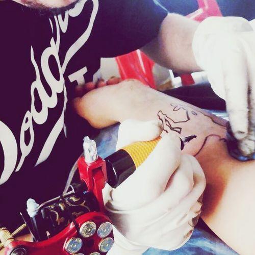 Mom & Dad 💕🍤 Deftoneslove Tattoo Inked