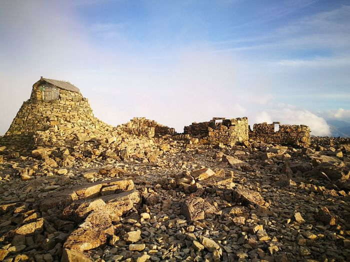 Ben Nevis Sumnit Scotland U.K. Beautiful Timeless Mountain Scenery Landscape #Nature #photography