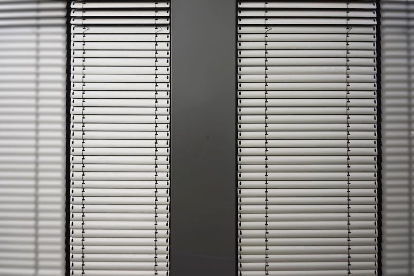 Blinds No People Pattern Full Frame Built Structure Building Exterior Window Architecture Backgrounds Day Safety Security Closed Close-up Wall - Building Feature Building Shutter Outdoors Metal Protection