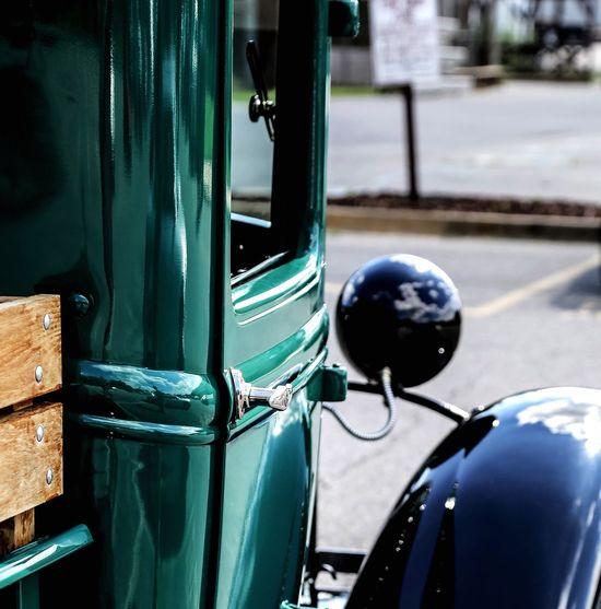 Vintage pick up truck at Saturday Car Show. Car Show Restoration Old Car Vintage Vintage Cars Antique Antique Car Polish Shiny JGLowe Chrome