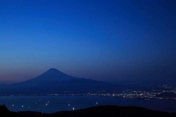 Landscape_Collection Mt.Fuji Nightphotography Skyporn
