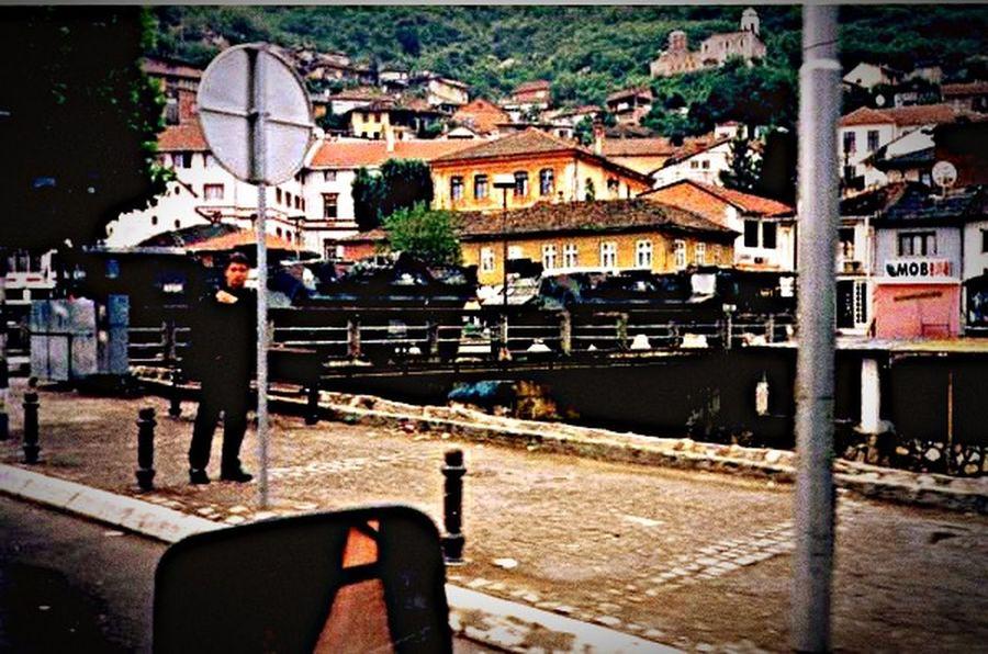 Bundeswehr Feldjäger Military Police Army Military Prizren Prizrenkosovo KFOR Kosovo KFOR Bridge