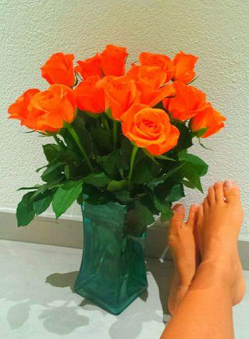Morning Mood!!!!!!!! Rose In My Soul Big Love