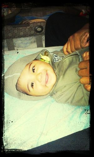 My Lil Man My Baby Boy