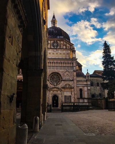 Bergamo Italy Bergamo Architecture Built Structure Building Exterior Building Religion Belief Spirituality Place Of Worship Travel Destinations History No People Travel City Outdoors
