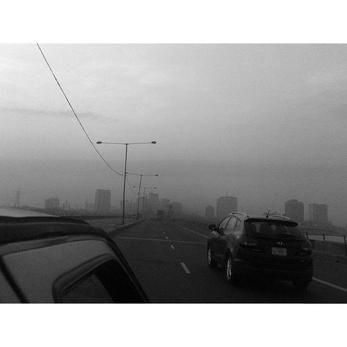 Heading to the Island. Foggymorning PhonePhotography InstaLagos EkoBridge iamEdAce