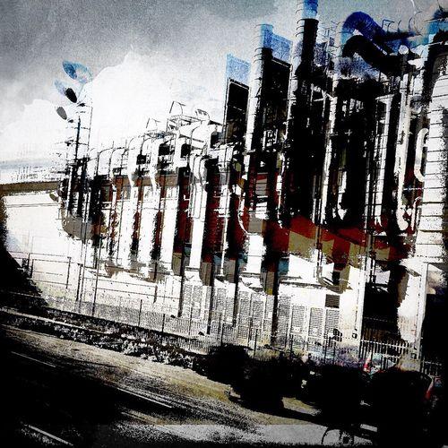 Industrial Landscape Industrial Landscapes fine art