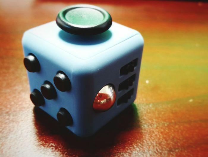 Fidget Cube Fidgetcube Fidgety Fidget Fidgeting Toy Sensory Toy Add Adhd ADHDAwareness Ocd Toys Games Toyphotography Fun Click Glide Roll Calming Copingmechanism EyeEm Eyeemphotography 3XSPUnity Macro Macro Photography
