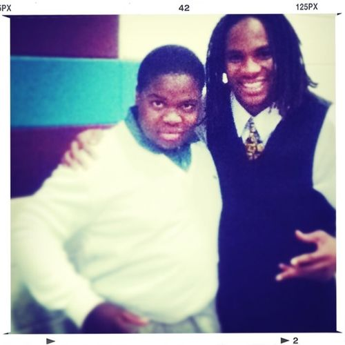 Took this wit bj afta the sports banquet