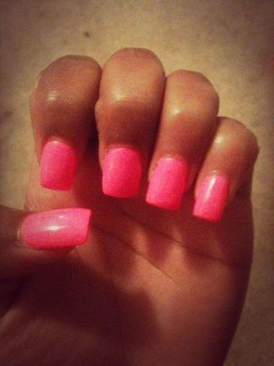 Just Got My Nails Done :)
