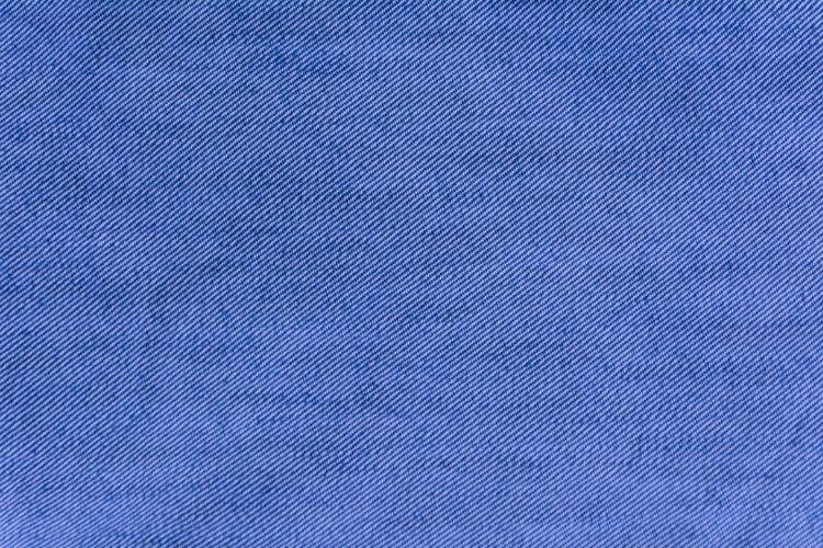 Full frame shot of blue jeans