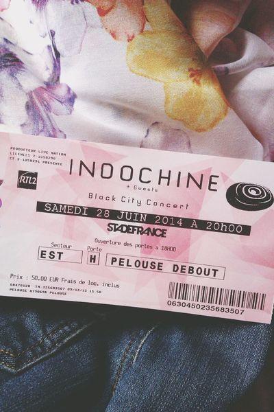 Musique Indochine Flowers Summer