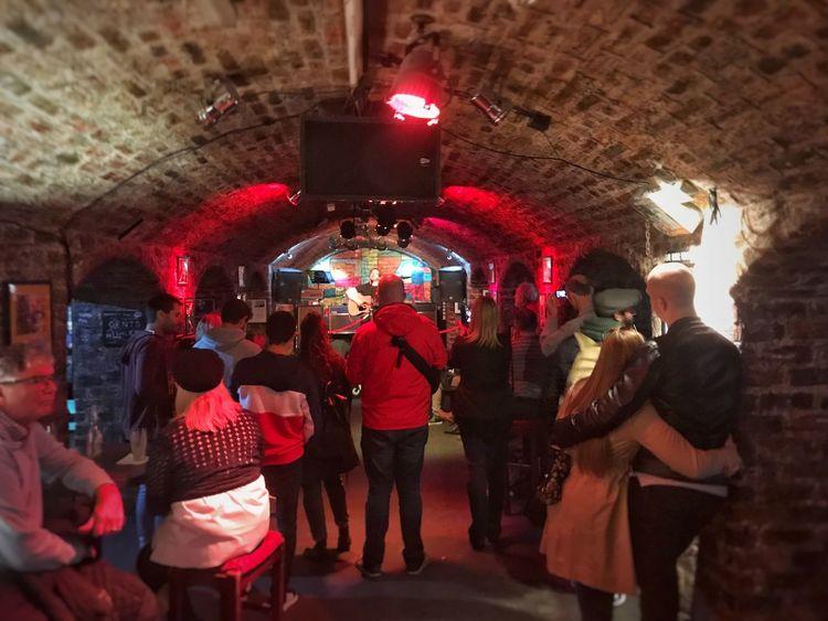 Cavern Club Liverpool, England Music