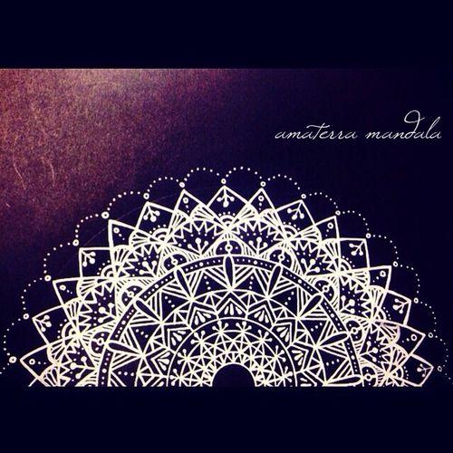 曼荼羅 Mandala Mandalas Art My Art Work Drawing Nature マンダラ My Drawing YohkoAmaterraArt