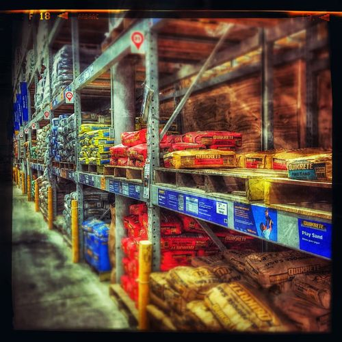 Lowes Work Working HDR