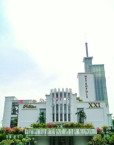 One of my favorite building in town Jakartaselamanya City Historical Building