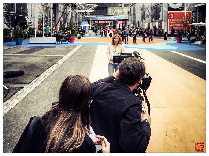 Making Of Zone Interdite - M6tv Taking Photos IPhoneography Photography Photographer Iphonephotography CharlyHO Street Life Business News Journal