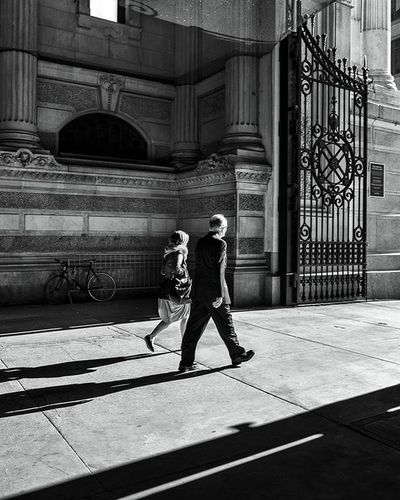 Through the Gates Street Streetphotography Streetphoto_bw Streetdreamsmag Philadelphia Philly Igers_philly Igers_philly_street Cityhall Whyilovephilly Savephilly Peopledelphia Howphillyseesphilly Blackandwhite Bnw_life Bnw_igers Bnw_society Bnw_captures Bnw_rose Bnw_magazine Bnw Bw Rustlord_bnw Rustlord_archdesign Rustlord_street rsa_bnw rsa_architecture rsa_streetview loves_noir masters_of_bw