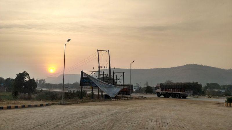 Sunset Cloud - Sky Roadtrip