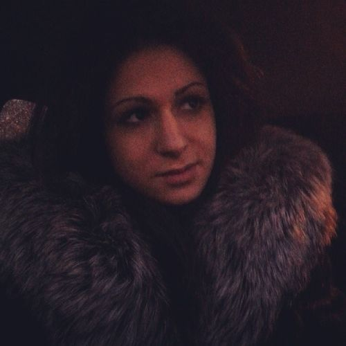 зимушка Winter Me Daria beautiful girl spb
