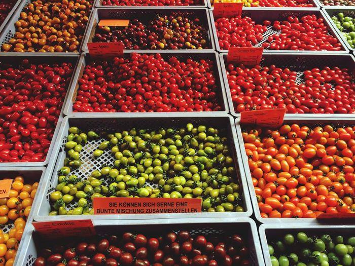 Tomatoes everywhere