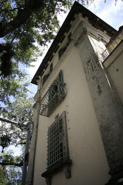 Architecture Architecture_collection Miami Vizcaya Museum Historic Stone Stone Wall Vizcaya Gardens