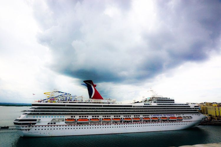 Originally a '96 baby with a name of Destiny, she radiates under a new era of fame called Sunshine! Carnival Sunshine