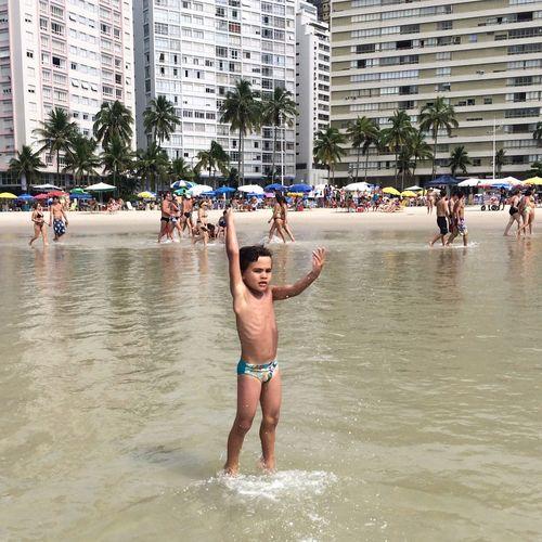 Boy Brazilian Brazil Portrait Beach The Human Condition Popular Photos Mar