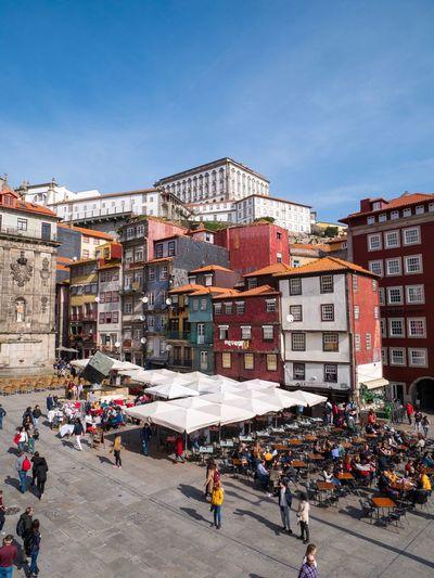 Porto old City