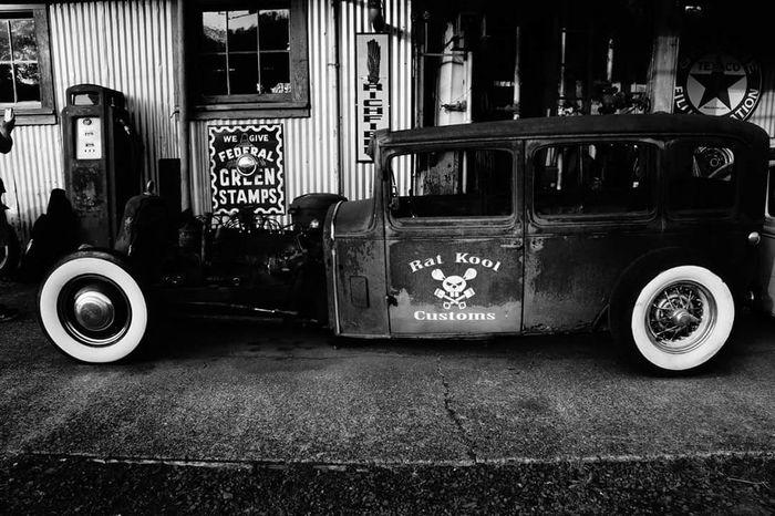 Mode Of Transport Roadster HotRod Vintage Transportation Stationary Washington Classic