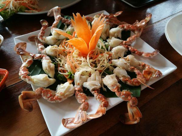 Crab leg Seafood Ready-to-eat Crab - Seafood Food Freshness Crabs Crab Legs Crabs!! Seafood Madness Seafoodplatter SeafoodLover Seafoods