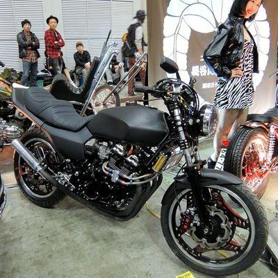 Yokohama hotrod custom show 2013 Hcs2013 Honda Cbx